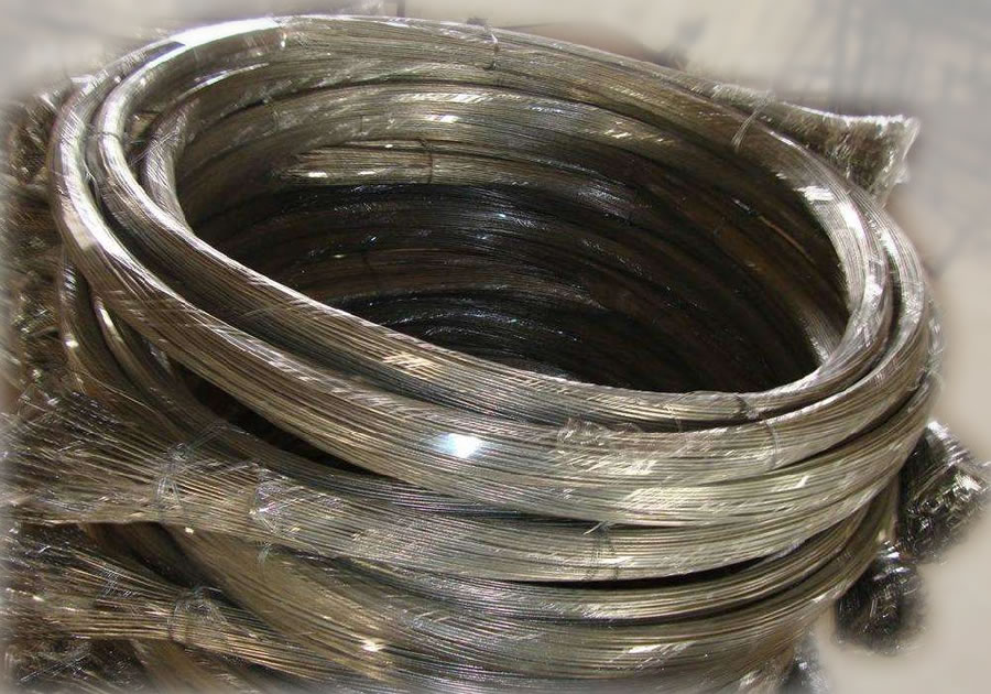 Soft Black Annealed Wire Binding Wire Winding Wire Tie Wire