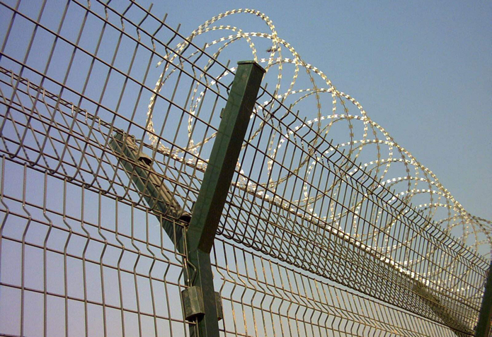 Fencing System Barbed Wire, Razor Wire, Mesh Panels